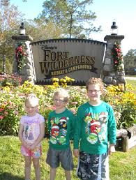 fort wilderness camping undercover tourist blog