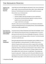 Help Writing A Apa Research Paper Research Paper Topics