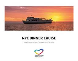 dinner gift cards dinner cruise for two in new york experience