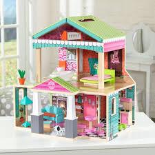 pacific bungalow dollhouse kidkraft