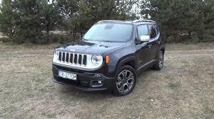 2015 jeep renegade diesel pl 2015 jeep renegade limited 1 4 140 km test pl prezentacja