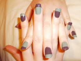 nail daze purple grey and grace green mix u0027n u0027 match