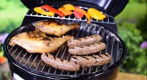 Char Broil Patio Bistro Electric Grill Review by Char Broil Patio Bistro 240 Red Barbeque Product Youtube