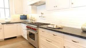 kitchen backsplash brick brick backsplash kitchen contemporary white and black with exposed