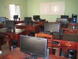 Classroom Computer Desk new health department it classroom lao rehabilitation foundation