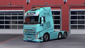 new volvo fh truck volvo fh 2012 v22 02r 1 27 truck mod ets2 mod