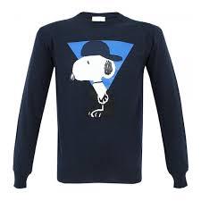iceberg sweater iceberg clothing store snoopy navy jumper 6689