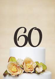 60 cake topper birthday cake topper custom cake topper 60 birthday cake topper