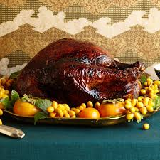 30 easy thanksgiving turkey recipes best roasted turkey ideas peking style roast turkey with molasses soy glaze and orange