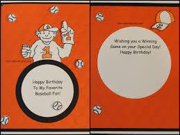 card invitation design ideas birthday card for baseball fan