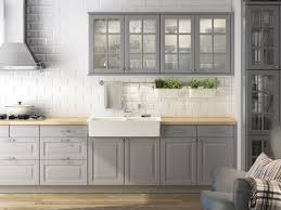 sektion kitchen cabinets awkward spaces turned functional subway tiles kitchens and gray
