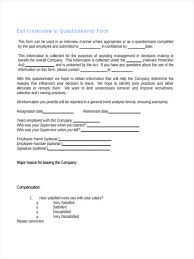 forms employee gateway exit interview form template urs statement