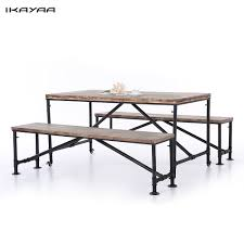 popular dining bench table cheap table lots from pictures on