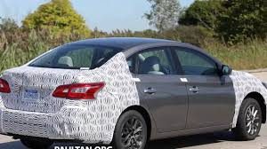 nissan sentra b13 body kit nissan sentra sylphy totally redesigned for this facelift youtube
