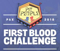 Challenge Blood The Behemoth Pax East 2018 Pit Blood Challenge