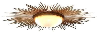 mid century ceiling light light mid century flush mount ceiling light