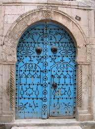 tunisia doors pinterest morocco doors and architecture