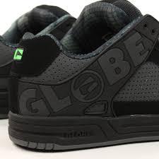 moto shoes globe shoes tilt black camo moto green