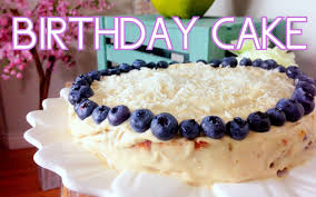 cheap birthday cakes lemon blueberry birthday cake cheap clean eats