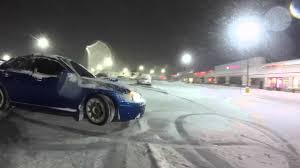 subaru wrx drifting wallpaper subaru wrx sti new york snow storm drift youtube
