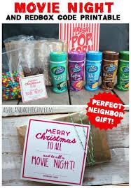 redbox gift idea see craft