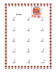 free thanksgiving math printable worksheets u0026 math worksheets free