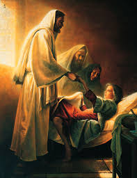 Jesus Healed The Blind Man Clipart Of Jesus Healing The Blind Man Clip Art Library