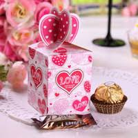 Heart Shaped Candy Boxes Wholesale Wholesale Heart Shaped Gift Box Buy Cheap Heart Shaped Gift Box