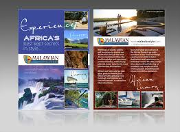 free templates for hotel brochures sle hotel brochure luxury hotel and travel resort leaflet