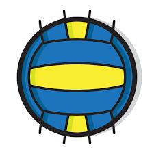 Keranjang Bola Volly bola voli olahraga bola bola ikon gratis dari sport icons