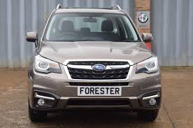 subaru forester 2017 used 2017 subaru forester 2 0i xe premium for sale in west sussex