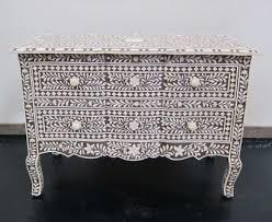 bone inlay furniture exporter from jodhpur
