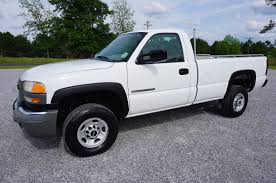 2006 gmc 2500hd sierra regular cab 2 door pickup 2wd in