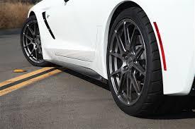 corvette stingray tires project c700 fitment and putting power to the ground
