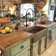 country kitchen island 100 country style kitchen ideas for 2018 rustic country kitchens