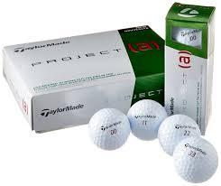 amazon com taylormade project a golf balls 1 dozen sports