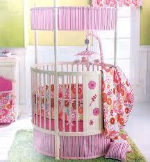 Elegant Nursery Decor by Bedroom Unique Nursery Decor With Cozy Round Cribs U2014 Nadabike Com