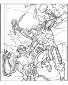 Thor Coloring Pages Free Coloring Pages Thor Coloring Page