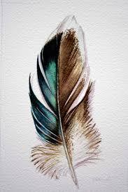 mallard feather if i got a feather it would be a specific bird