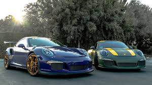 porsche 911 r porsche gt3 rs vs 911r youtube