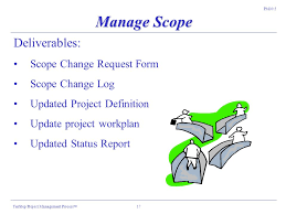 Project Project Management Change Request by 1 Tenstep Project Management Process Pm00 5 Pm00 5 Project