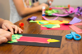 construction paper crafts for christmas gallery craft decoration