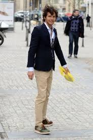 how to wear khaki chinos with a light blue dress shirt men u0027s fashion