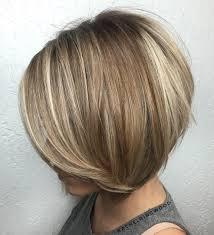 honey brown haie carmel highlights short hair 100 mind blowing short hairstyles for fine hair brown blonde