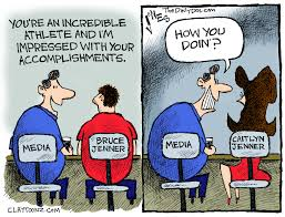 jenner and the media cartoon for the daily dot claytoonz