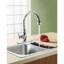 kitchen stylish kohler kitchen faucets with kohler k 690 vinnata