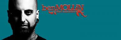 owner of ben mollin hair education