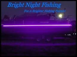 12 volt led fishing lights 16 ft uv led strip black light night fishing ultraviolet boat