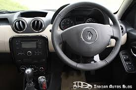 New Duster Interior Renault Duster Interior Review Indian Market