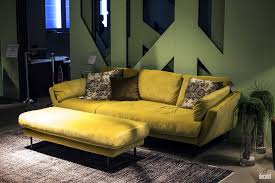 Modern Yellow Sofa 30 Bright And Comfy Sofas That Add Color To The Living Room